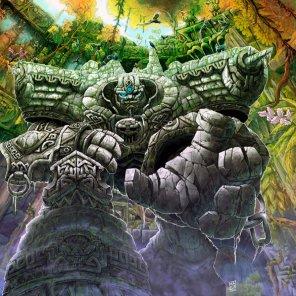 Stone Golem - Nerkin