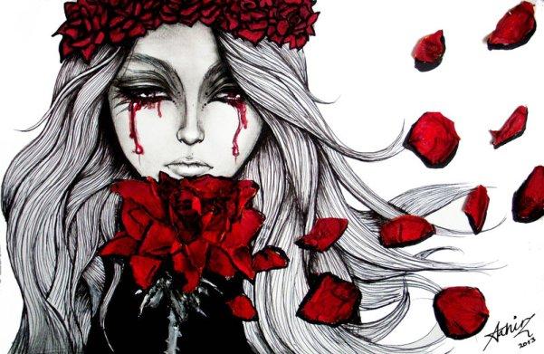 Wilting Flower