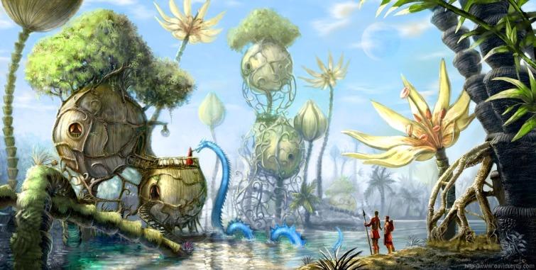 Fantasy-Landscape_by-David-Revoy